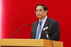 Công bố quyết định chuẩn y Bí thư Tỉnh ủy Phú Thọ, nhiệm kỳ 2015 - 2020 đối với đồng chí Bùi Minh Châu
