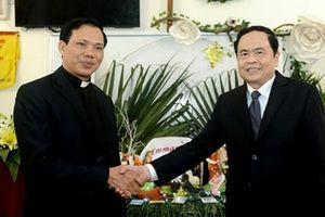 Hà Nam hưởng ứng các phong trào thi đua chào mừng Đại hội MTTQ Việt Nam