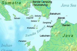 Sóng thần tấn công Indonesia: 20 chết, 165 người bị thương