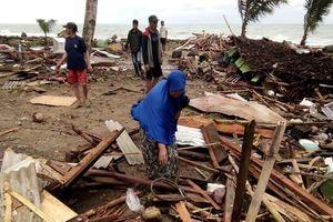 Sóng thần ở Indonesia khiến ít nhất 220 người thiệt mạng