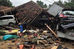 Những hình ảnh mới nhất Indonesia 'tan tác' sau thảm họa sóng thần
