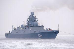 Vì sao chiến hạm tối tân nhất của Nga 10 năm vẫn chưa hoàn thiện?