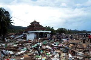 1 trận sóng thần mới có thể tấn công Indonesia