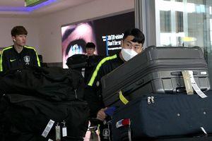 Hàn Quốc đã đến UAE chinh phục Asian Cup sau gần 60 năm