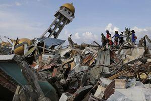 Thảm họa dồn dập năm 2018, Indonesia chìm trong tang thương