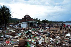 Sóng thần mới ập vào Indonesia là một 'cơn sóng thần bất thường'