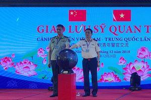Tăng cường hợp tác Cảnh sát biển Việt Nam - Trung Quốc