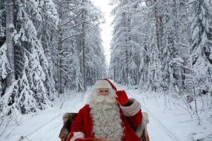 Hàng nghìn người tới Phần Lan thăm quê hương của ông già Noel mỗi năm