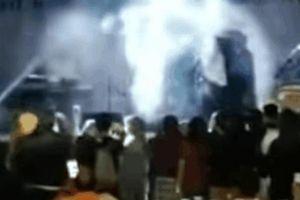 Sóng thần 'nuốt chửng' cả ban nhạc: MC thoát chết kể lại phút kinh hoàng