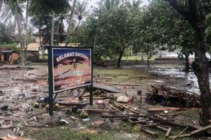 Cập nhật sóng thần Indonesia: 281 người chết, 1.016 người bị thương