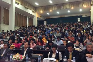 400 người tham dự hội thảo ngôn ngữ học Việt Nam