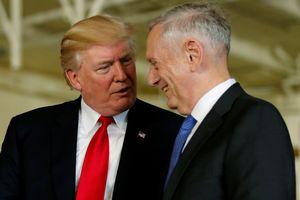 Tiết lộ nguyên nhân khiến ông Trump muốn Bộ trưởng Quốc phòng Mỹ sớm từ chức
