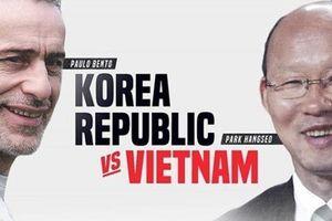 Báo Hàn Quốc nóng lòng với tuyển Việt Nam trong trận tranh siêu cúp đầu tiên của AFF-EAFF