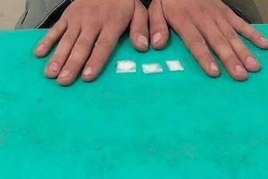 141 liên tiếp phát hiện các đối tượng tàng trữ ma túy