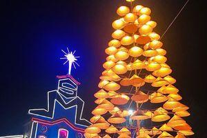 Chiêm ngưỡng 8 công trình độc đáo chào đón Giáng sinh