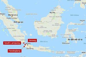 Sóng thần Indonesia: 222 người chết, nguy cơ đối mặt đợt sóng thần mới