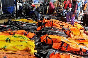 Sóng thần Indonesia: Số người tử vong tăng lên nhanh chóng