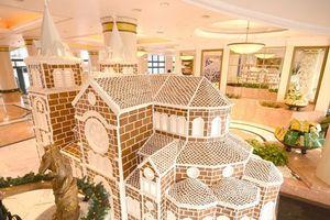 Muôn kiểu đón Giáng sinh và năm mới cực 'chất' tại Hà Nội