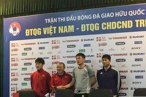 HLV Park Hang-seo tiết lộ khả năng thay đổi nhân sự trước thềm Asian Cup