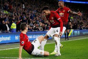 Đội hình tiêu biểu vòng 18 Premier League: M.U lấn lướt