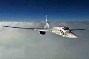 Kỷ niệm thành lập không quân tầm xa, Nga công bố video về cuộc diễn tập Tu-160 và Tu-95