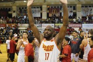 Chùm ảnh: Nhìn lại trận đấu cuối cùng của De Angelo Hamilton với Saigon Heat