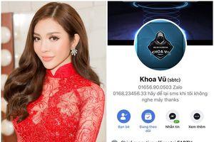 Hacker Khoa Vũ lấy lại facebook cho Hoa hậu Thiên Hương khi bị kẻ xấu chiếm đoạt