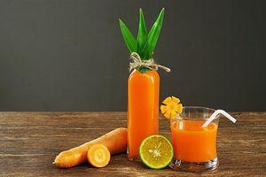 Giới thiệu 5 loại thức uống giải độc cơ thể rất tốt