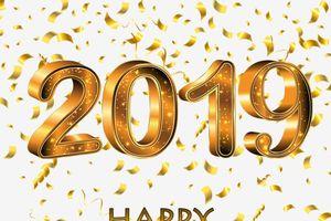Những lời chúc tết dương lịch 2019 hay nhất