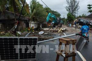 Xác nhận thêm người thương vong do sóng thần tại Indonesia