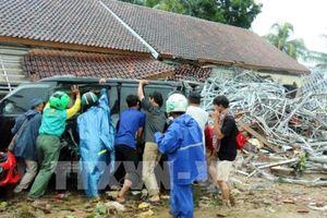 Nhật Bản sẽ hỗ trợ tối đa cho Indonesia sau thảm họa sóng thần