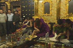 Đình chỉ công tác cô giáo tham gia sử dụng ma túy tập thể tại quán karaoke