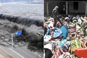 Trước vụ sóng thần ở Indonesia thì đây là 5 thảm họa sóng thần kinh hoàng nhất lịch sử