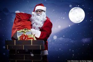 Bức thư nhân ngày Giáng sinh: Ai sẽ là ông già Noel củag đứa trẻ lang thang?