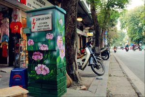 Hà Nội: Bốt điện đua nhau 'nở hoa' trong những ngày giáp tết