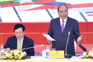 Thủ tướng: 'ASEAN là 'hòn đá tảng' trong ngoại giao đa phương'