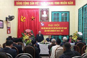 Đại hội Chi hội Nhà báo Tạp chí Văn hiến Việt Nam lần thứ IV, nhiệm kỳ 2018 - 2021