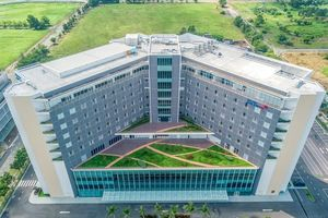 Bệnh viện thứ 2 tại khu y tế kỹ thuật cao Hoa Lâm Shangri-La đi vào hoạt động