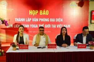 Thành lập Văn phòng đại diện của Liên minh Yoga Thế giới tại Việt Nam