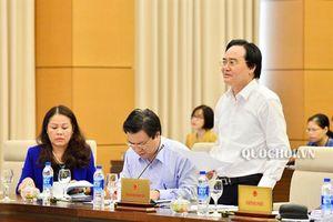 Đbqh Dương Minh ánh: chế độ học bổng đối với đối tượng phổ thông dân tộc nội trú và dự bị đại học không còn phù hợp với thực tiễn