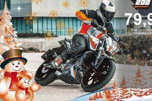 KTM Duke 200 đời 2018 tại Việt Nam giảm giá đặc biệt còn 80 triệu đồng