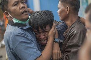 227 người tử vong, Indonesia tiêu điều vì sóng thần