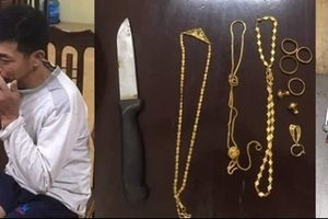 CSGT bắt tên cướp trang sức vàng của nữ giáo viên