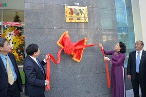 VOV TPHCM kỷ niệm 30 năm thành lập và đưa trụ sở mới vào hoạt động