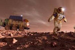 Phi hành gia kỳ cựu NASA nói đưa người lên sao Hỏa là 'lố bịch'