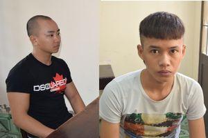 Hai thanh niên được trả 6 triệu đồng/tháng để mang sơn và mắm tôm đi đòi nợ thuê