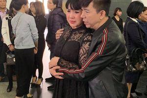 Ca sĩ Long Nhật: 'NSND Anh Tú là cả tuổi thơ, hồi ức của tôi'