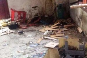 Nghệ An: Sau tiếng nổ lớn, một công nhân nuôi ngao tử vong