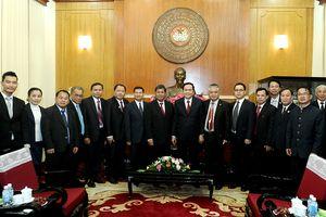 BẢN TIN MẶT TRẬN: Thắt chặt mối quan hệ hợp tác giữa hai tổ chức Mặt trận Việt Nam - Lào