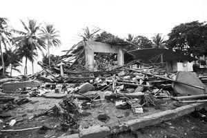 Thương vong trong thảm họa sóng thần tăng vọt